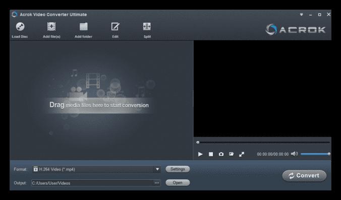 Acrok Video Converter Patch