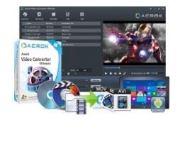 Acrok Video Converter Ultimate Crack