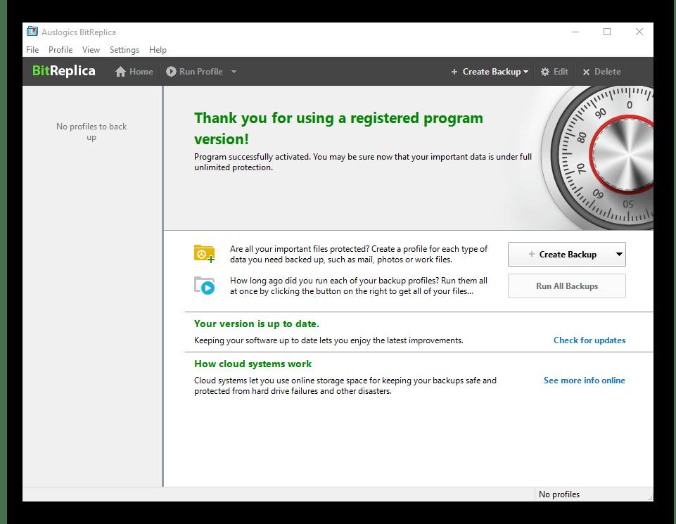 Auslogics BitReplica License Key