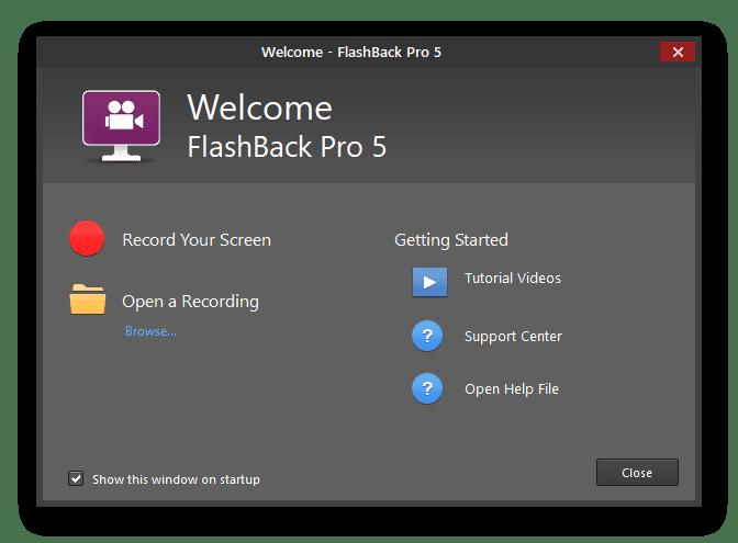 BB Flashback Express 5 License Key