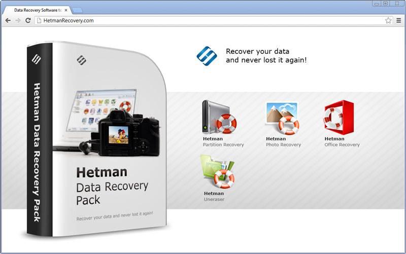 Hetman Data Recovery Crack