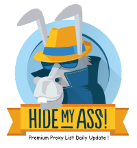 HideMyAss Premium Proxy List 2017