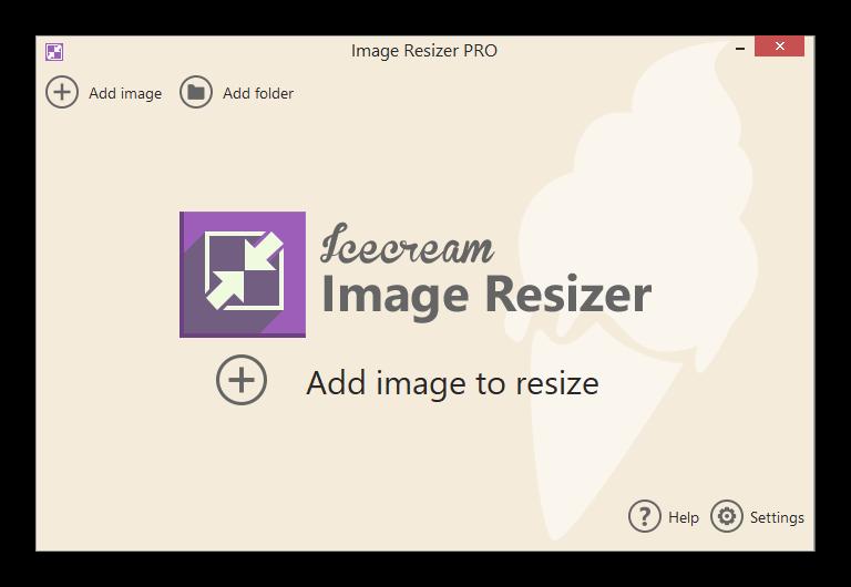 Icecream Image Resizer Serial Key