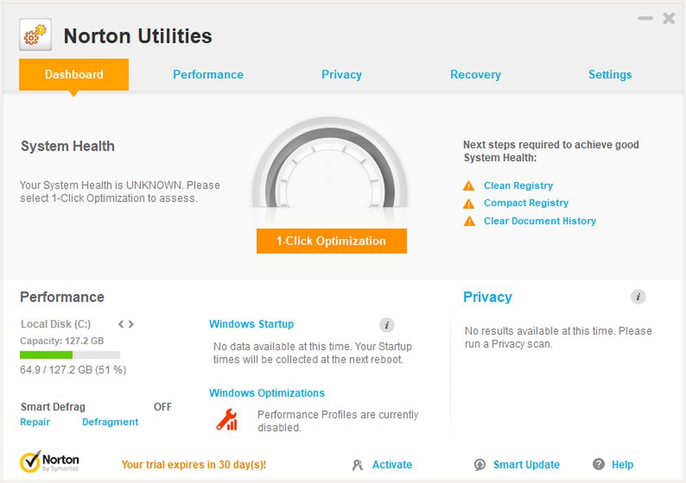 Norton Utilities Premium Key