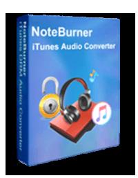 NoteBurner iTunes DRM Audio Converter Crack