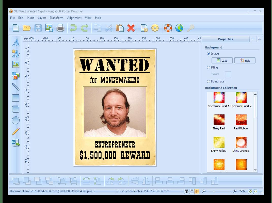 RonyaSoft Poster Designer Crack