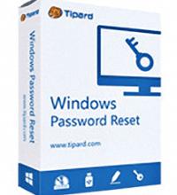 Tipard Windows Password Reset Platinum Crack