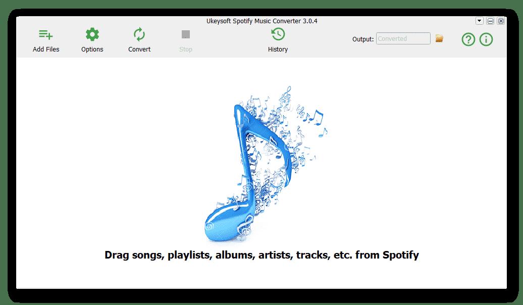 Ukeysoft Spotify Music Converter License Key
