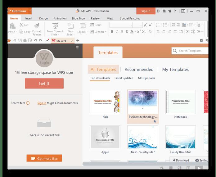 WPS Office Premium Version with Crack