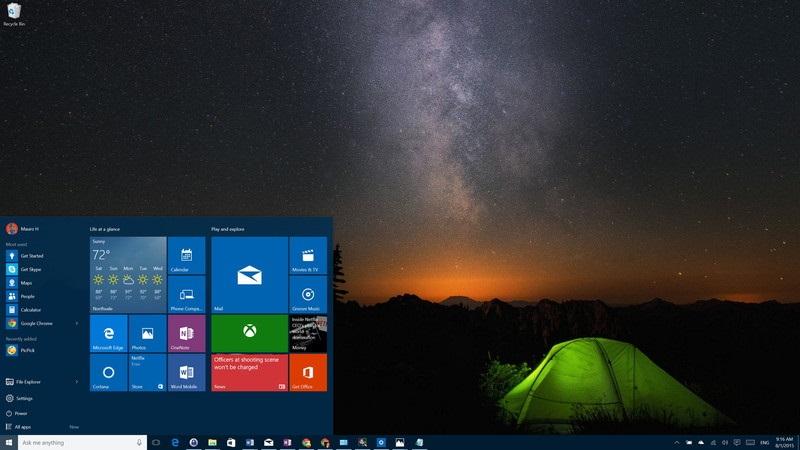 Windows 10 ISO 64 Bit Download