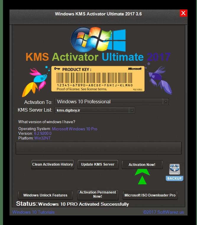 Windows KMS Activator 2020 Full
