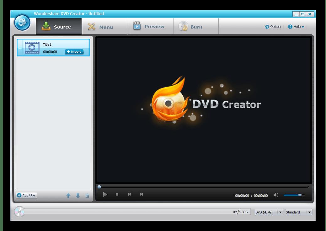 Wondershare DVD Creator Key