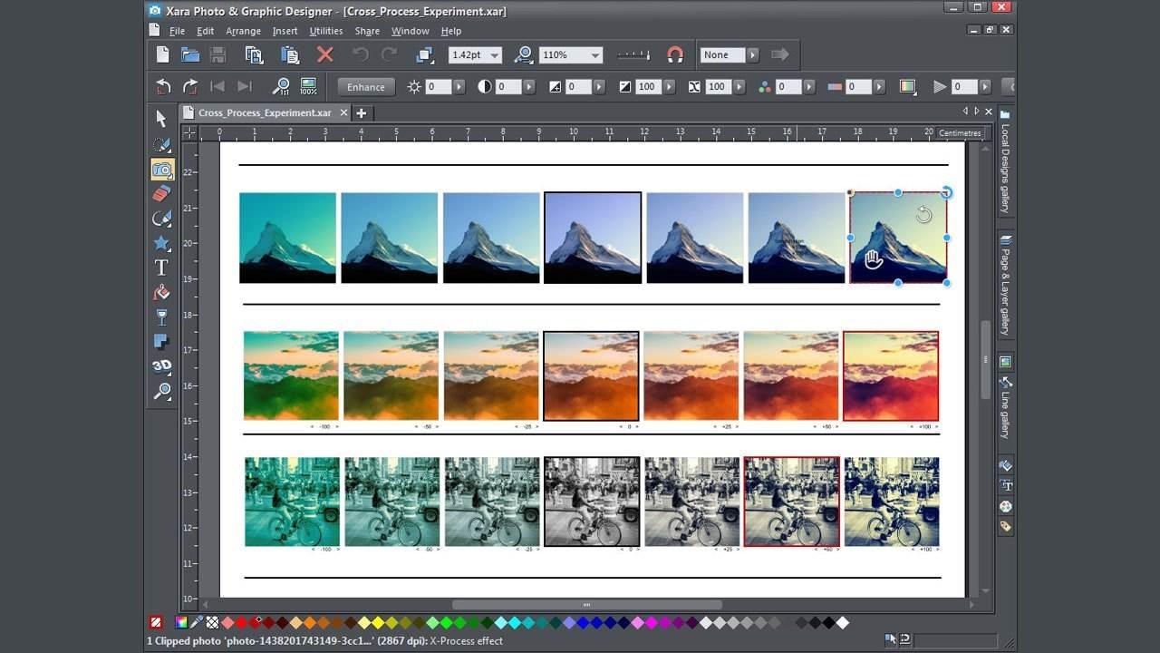 Xara Photo & Graphic Designer 17 Keygen