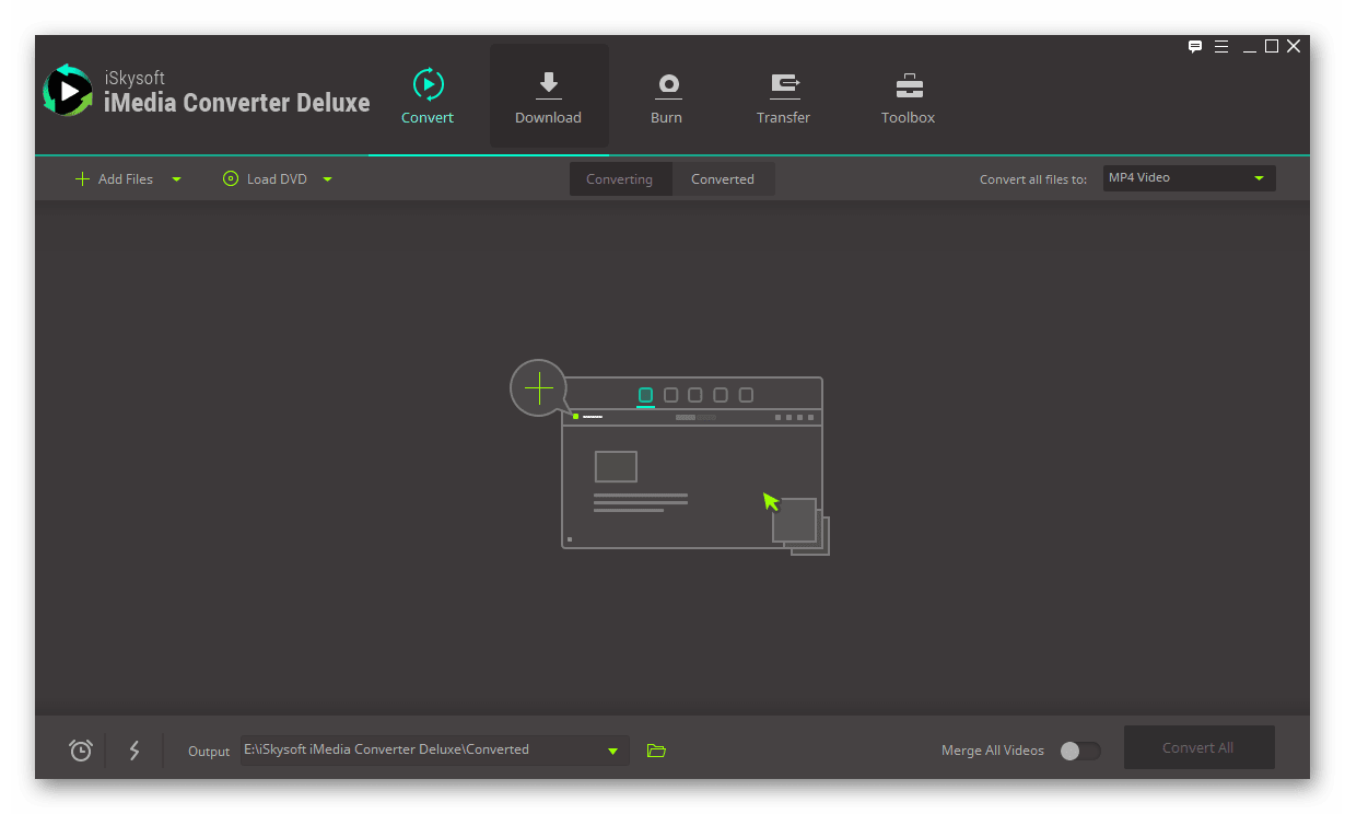 iSkysoft iMedia Converter Deluxe Key