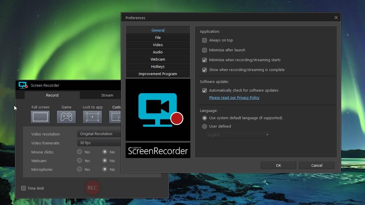 CyberLink Screen Recorder Deluxe Key